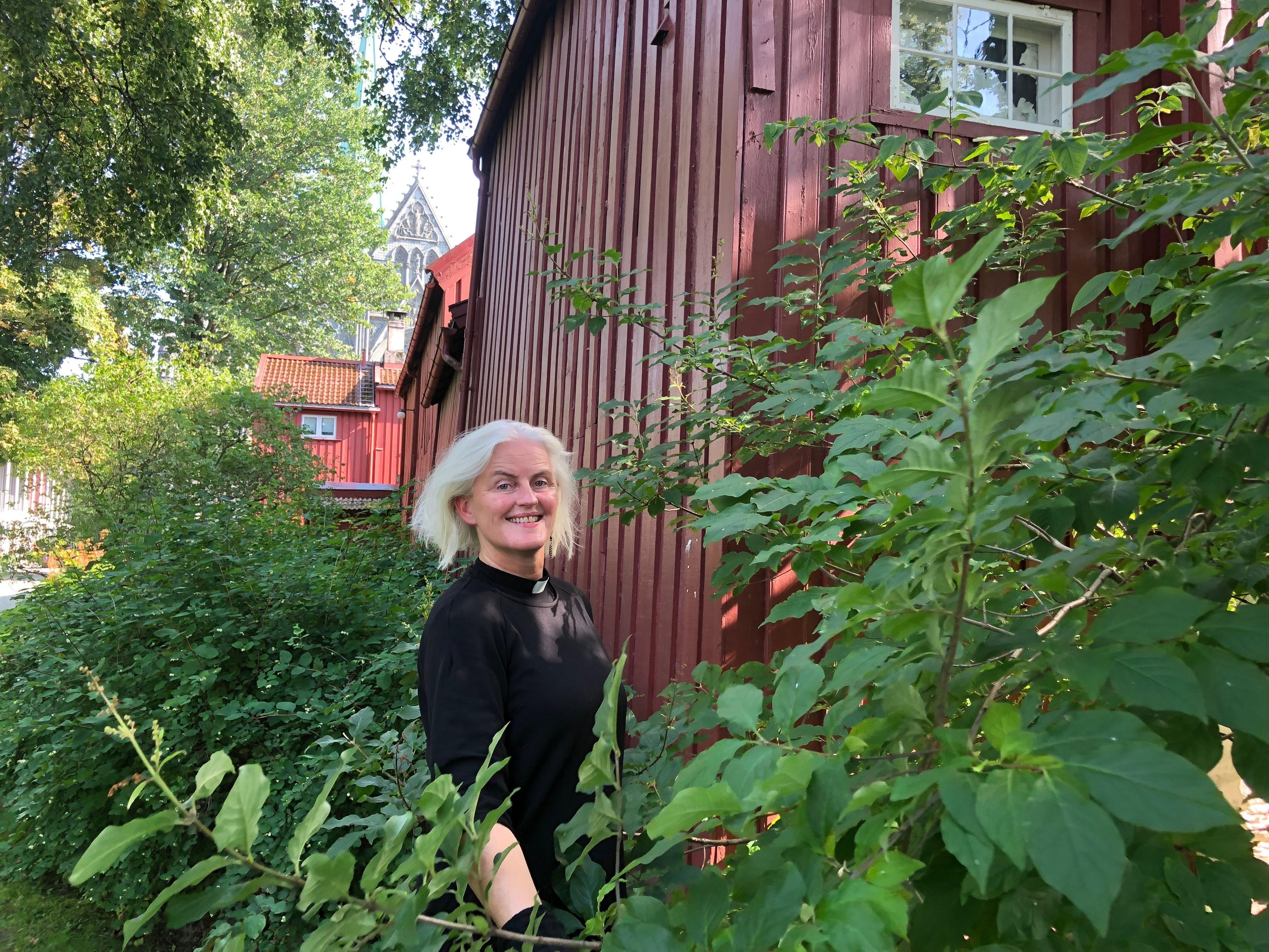 Marie Farstad