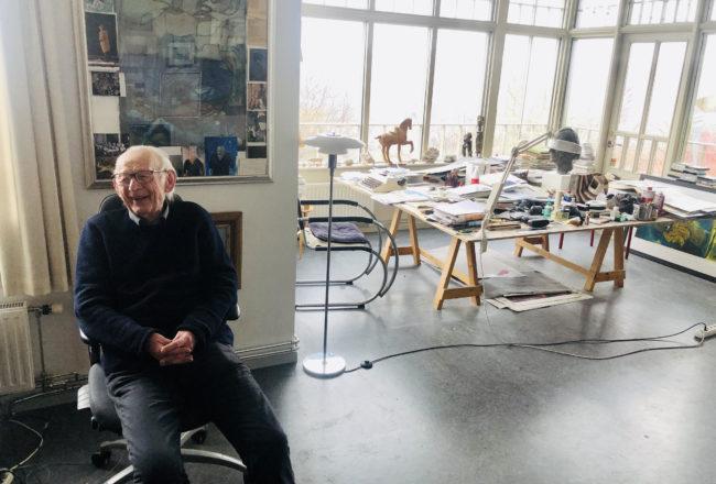 Håkon Bleken atelier