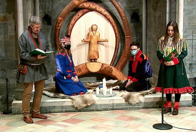 Det samiske alteret