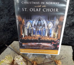 Bilde av Christmas in Norway with the St.Olaf Choir DVD
